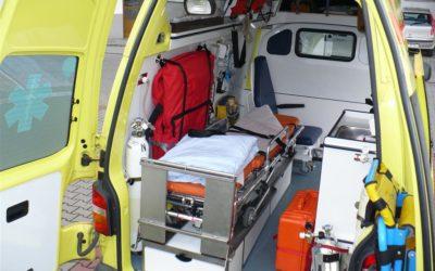 V Leskovci nad Moravicí se porvala skupinka osob, mladá žena musela být ošetřena v nemocnici!