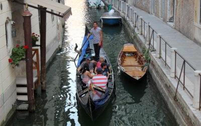 Do Itálie vycestujte k moři, do Benátek za romantikou