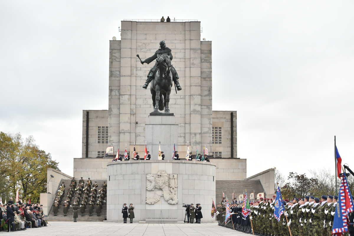 28. října si připomínáme Den vzniku Československa