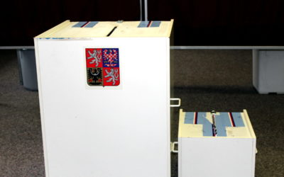 Sněmovní volby vyhrálo hnutí ANO, druhá skončila ODS