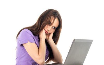 Nedostatky v internetovém obchodování stále přetrvávají
