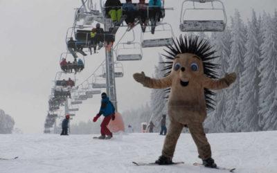 Skiareál Čerťák v Jeseníkách se již brzy otevře lyžařům