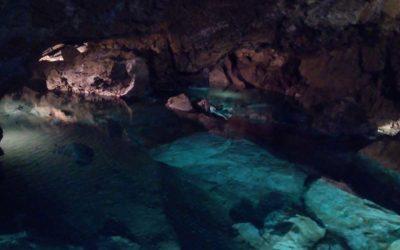 Podzimní toulky po Jizerkách: Bozkovské jeskyně