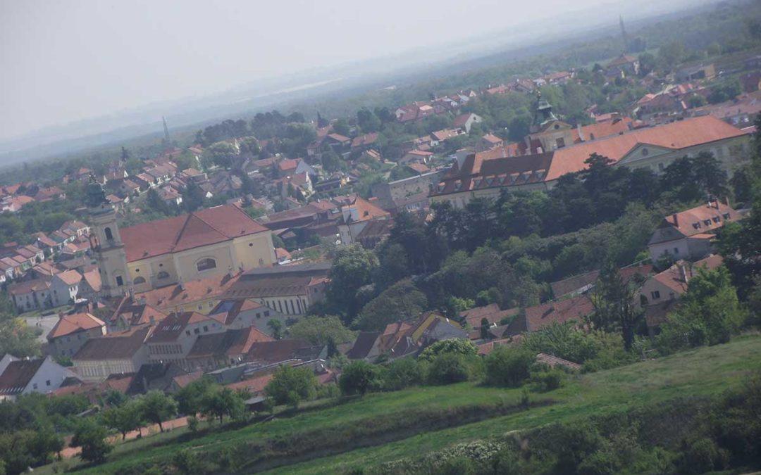 Valtice: Město vína