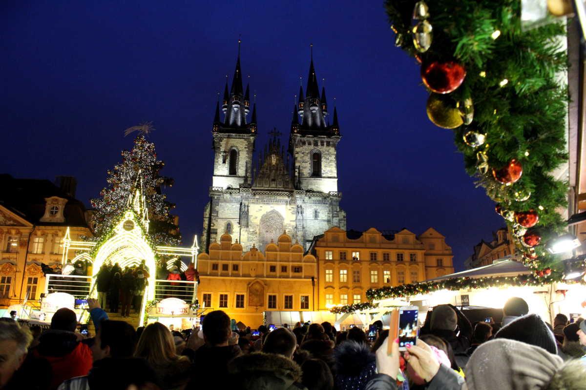 Vyrazte do Prahy na Vánoční trhy: Dýchnou na vás sváteční atmosférou