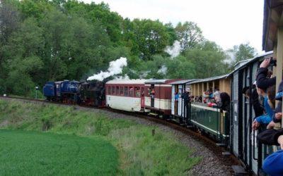 Parní vlaky na Osoblažce mají za sebou další úspěšnou sezonu