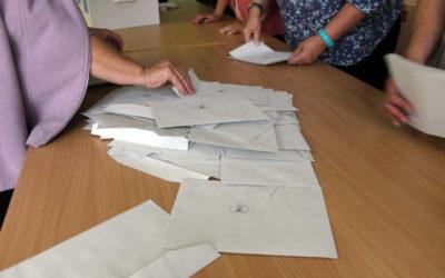 Volební účast v Moravskoslezském kraji se odhaduje nad 60 procent