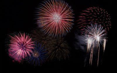 Oslavy počátku Nového roku byly v Moravskoslezském kraji pro policii rušné