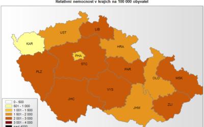 Epidemie chřipky pokračuje na celém území ČR