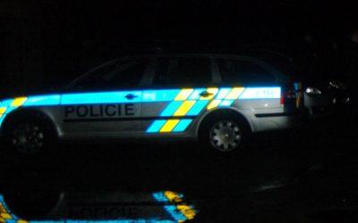 Pracovníci složek IZS zkoušeli večerní průjezdnost Krnovem