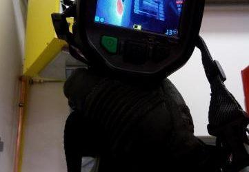 Práci vrbenským hasičům usnadní nová termokamera