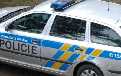 Ve Vrbně pod Pradědem zloděj ukradl kovové pásy k pracovnímu stroji