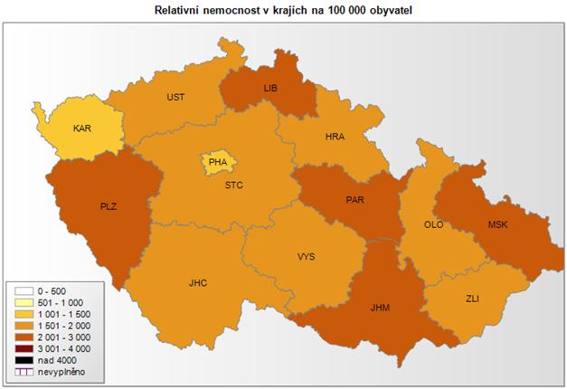 c7211192161 I přes mírný pokles nemocnosti epidemie chřipky stále pokračuje na celém  území ČR