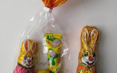 Obchody nabízejí velikonoční figurky z falešné čokolády