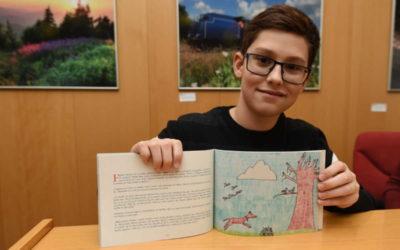 Moravskoslezský kraj vydal dvě publikace pro děti
