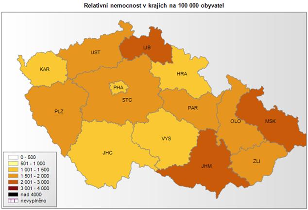 Epidemie chřipky na území ČR pozvolna ustupuje