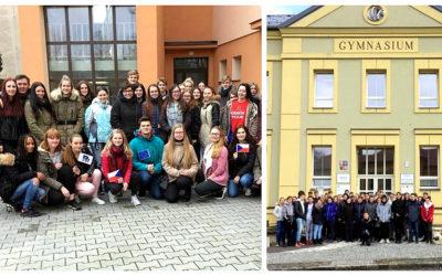 Studenti v Krnově a Rýmařově vyšli ze škol! Brání demokracii