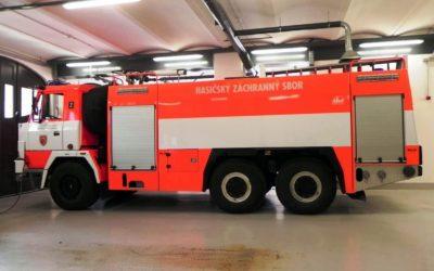 V pátek třináctého hasiči otevřou stanice lidem