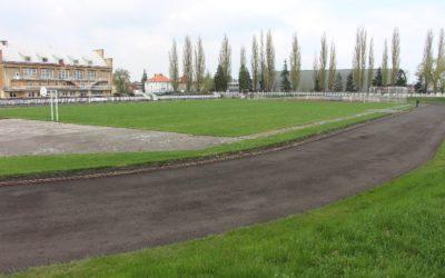Rekonstrukce atletického stadionu v Krnově je projekčně připravena