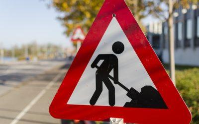 Z důvodu opravy silnice je zcela uzavřena silnice mezi Vrbnem pod Pradědem a Karlovicemi