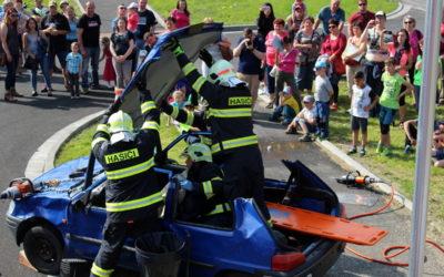Vrbenští hasiči oslavili 145. výročí