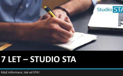Studio STA slaví 7. výročí