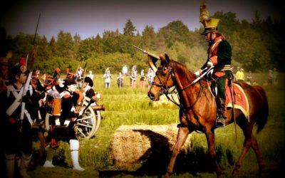 Historičtí vojáci obsadí Háj ve Slezsku, vystoupí Čechomor