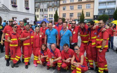 Záchranáři z Bruntálu a Krnova vybojovali skvělá umístění na prestižní soutěži Rallye Rejvíz