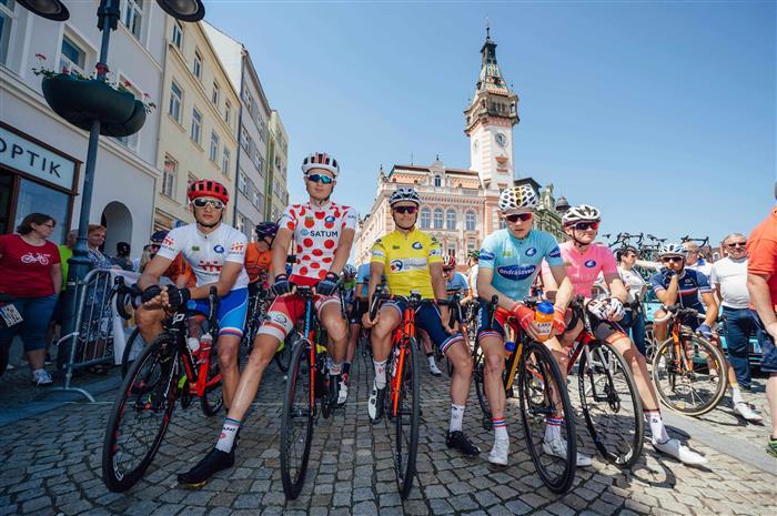 V Krnově přivítají světovou cyklistickou elitu