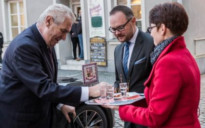 Prezident ČR přijede do Slezských Pavlovic poděkovat občanům za podporu ve volbách
