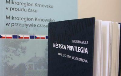 Publikace se věnují společné česko-polské historii