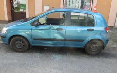 Policie žádá občany o pomoc při pátrání po neznámém řidiči