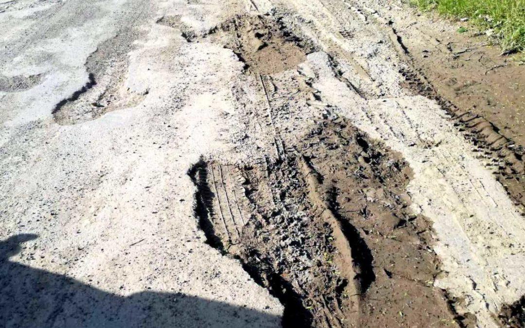 Oprava silnice na Karlovice žádá úplnou uzavírku