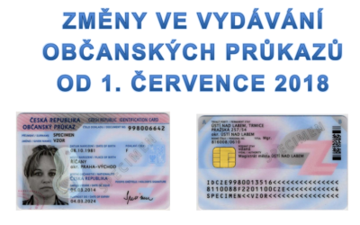 Omezení na pracovišti občanských průkazů a cestovních dokladů v Krnově