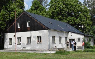 Základna v Železné prochází rekonstrukcí