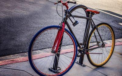 K spolehlivému zabezpečení kola potřebujete dva zámky