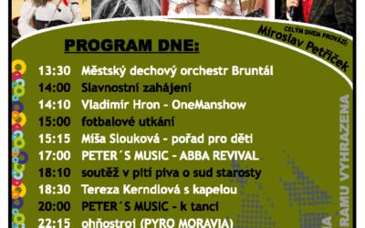 Ve Starém Městě u Bruntálu připravují den obce, vystoupí tam Tereza Kerndlová s kapelou