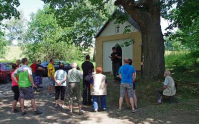 Jediná církevní stavba na Valštejně byla vysvěcena