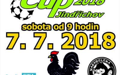 V Jindřichově si zahrají fotbal, připravuje se LAGUNA CUP 2018