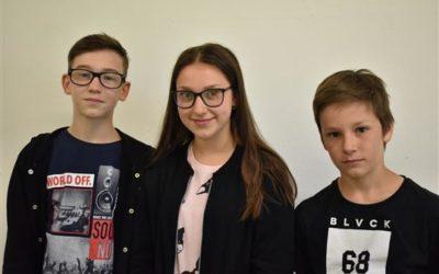 V Bruntále ocenili školáky za záchranu zraněné ženy