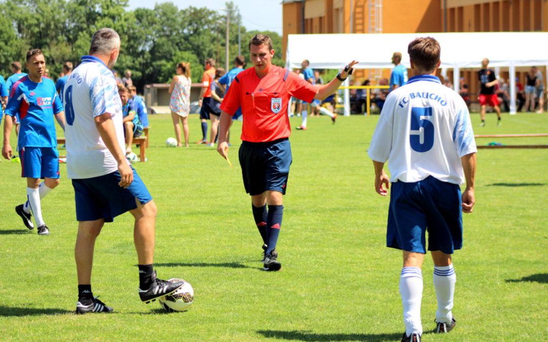 Laguna cupu 2018 v Jindřichově se zúčastnilo 20 mužstev