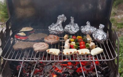 Letní grilování: Hermelín pro labužníky!