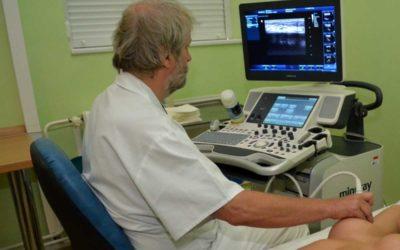 Krnovská nemocnice pořídila špičkový ultrazvuk