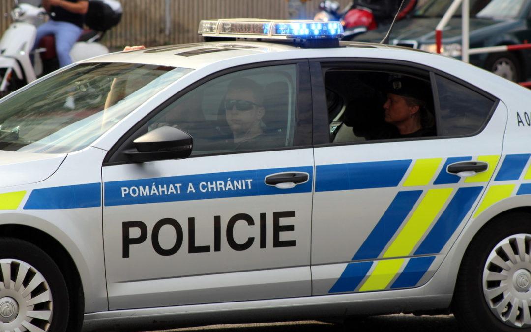Muž bez řidičáku se snažil ujet bruntálským policistům