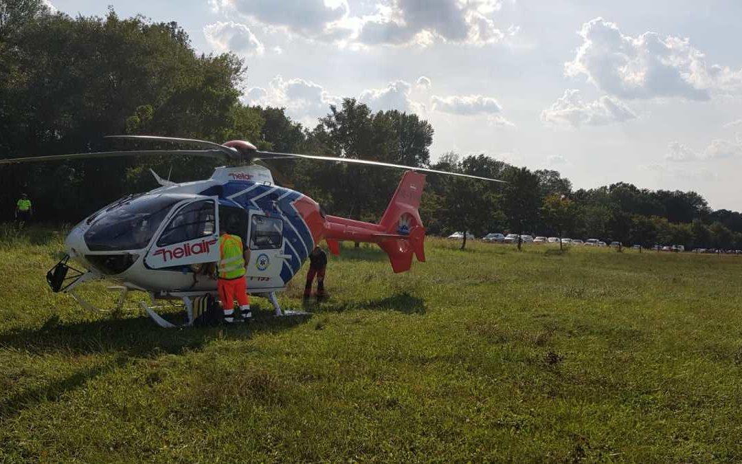 Za tři letní měsíce vyjížděli záchranáři ZZS MSK k osmadvaceti tisícům pacientů