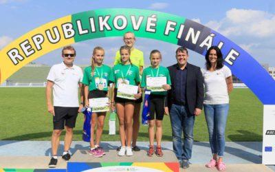 Na celorepublikovém finále OVOV 2018 měl také Rýmařov své zastoupení