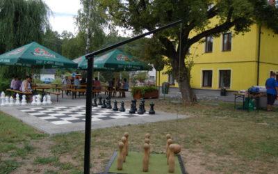 V Dívčím Hradě díky podpoře Moravskoslezského kraje zrekonstruovali veřejné prostranství