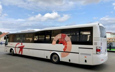 Jízdní řády autobusů se mění, na všech autobusových linkách bude nadále beze změn platit Tarif ODIS