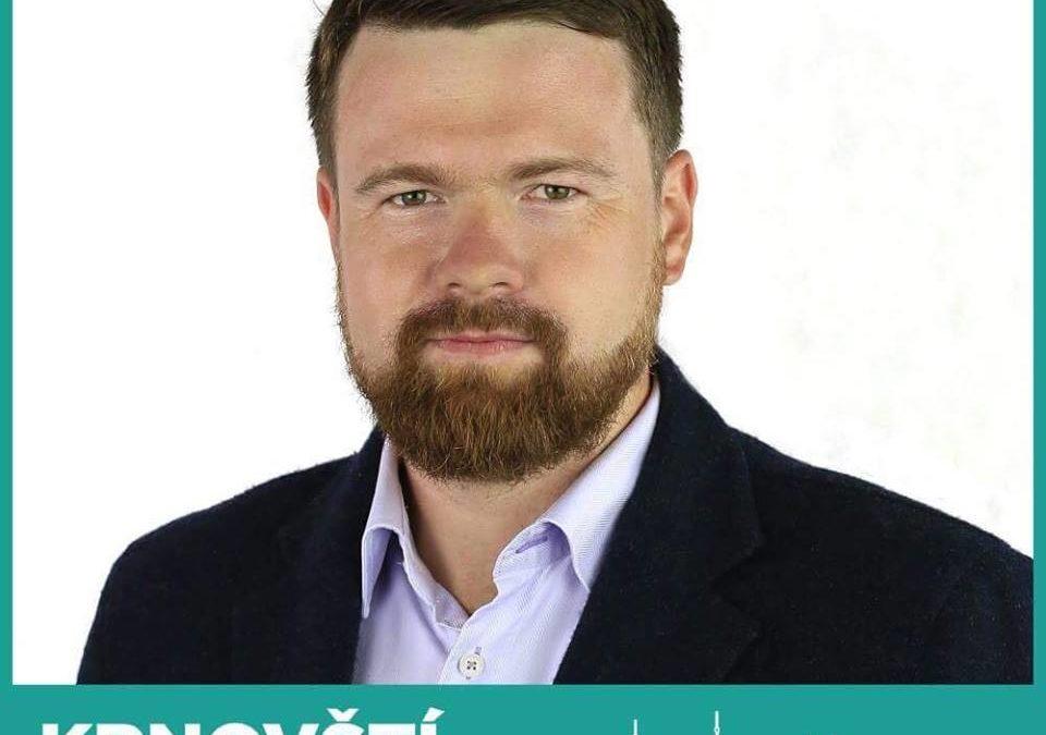 V Krnově se změní vedení města, starostou má být Tomáš Hradil