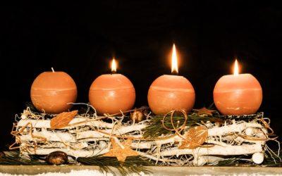 Blíží se advent, pozor na svíčky!